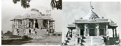 Construction of Kayvarohan