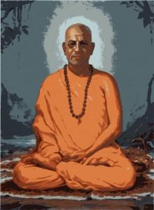14--Painting-of-Bapuji