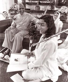 Bapiji and Gurudev stprytelling